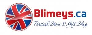 Blimeys.ca – British Store & Gift Shop Logo